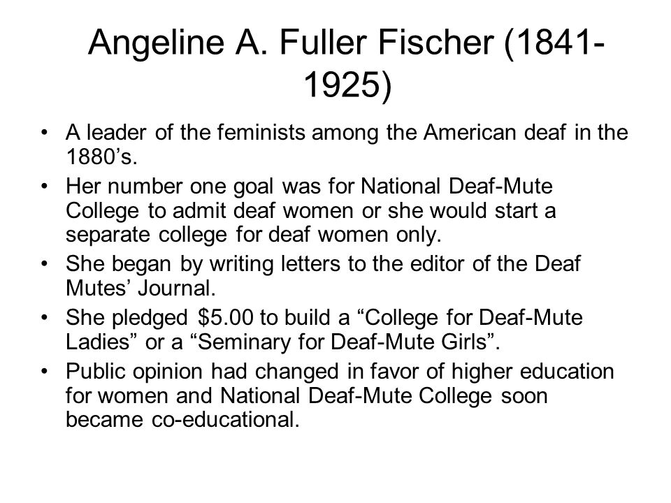 Angeline A. Fuller Fischer (1841-1925)