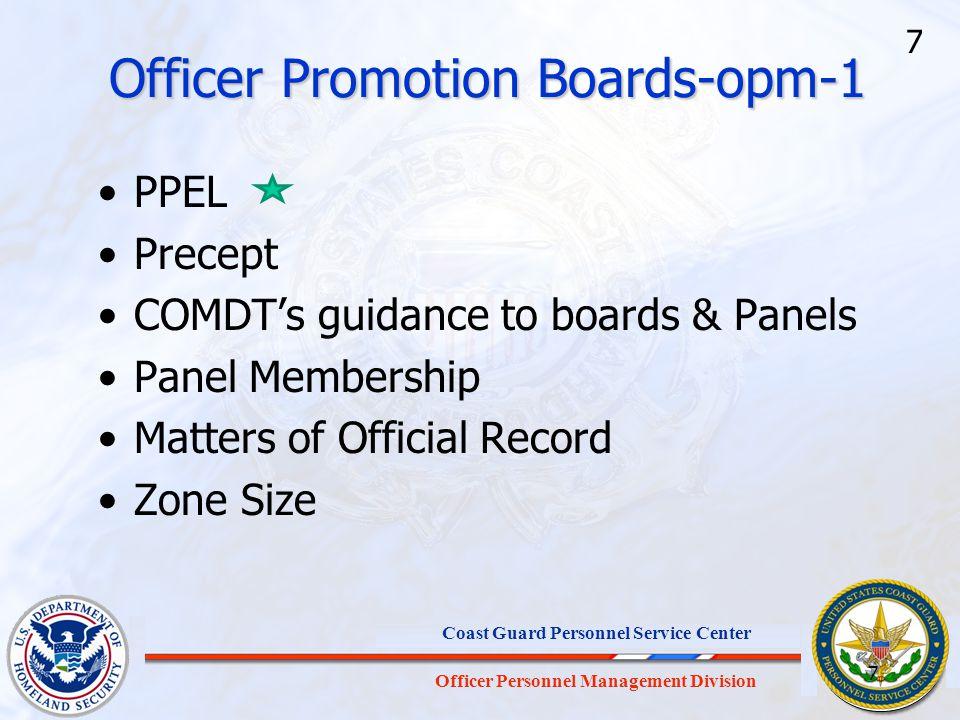 Officer Promotion Boards-opm-1
