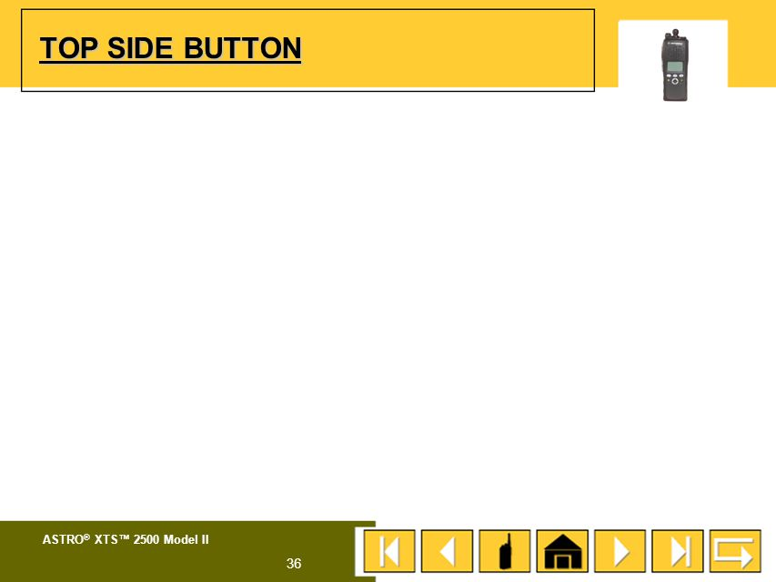 TOP SIDE BUTTON