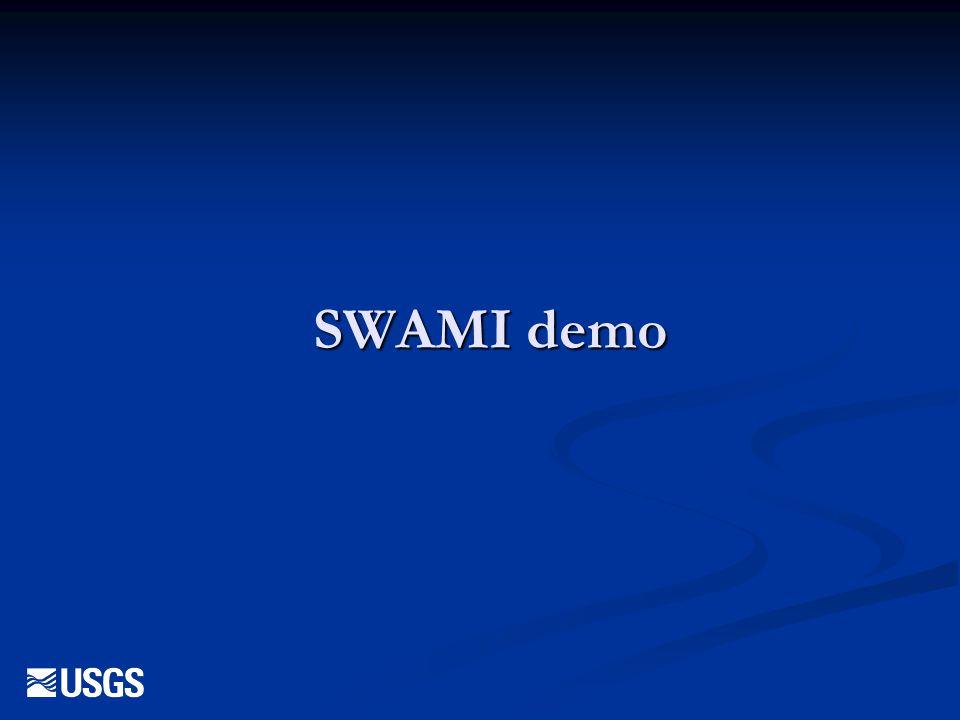 SWAMI demo