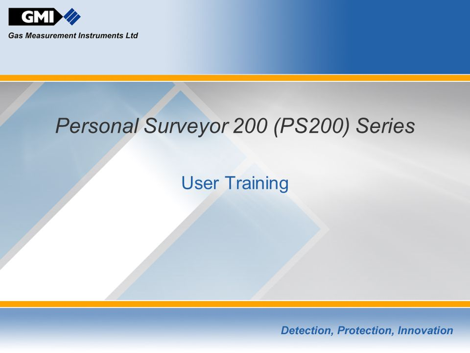 Personal Surveyor 200 (PS200) Series