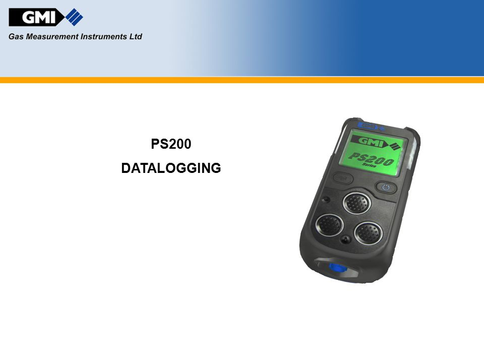 PS200 DATALOGGING 46