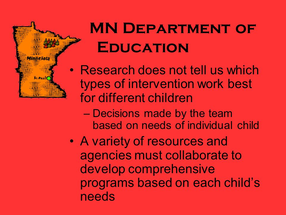 MN Department of Education