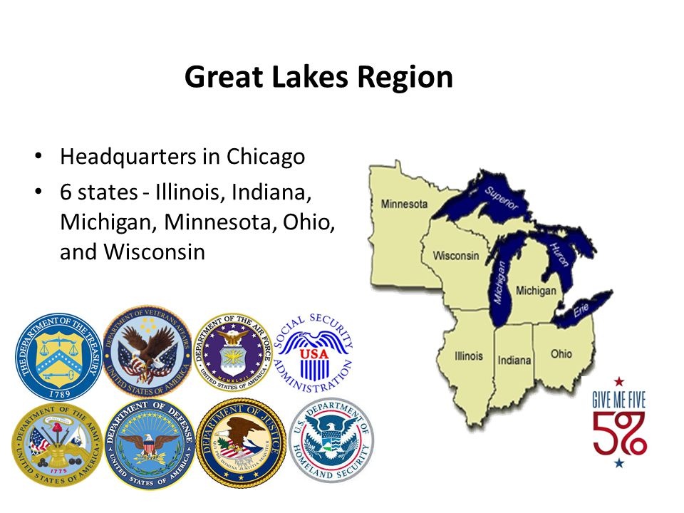 Great Lakes Region Headquarters in Chicago