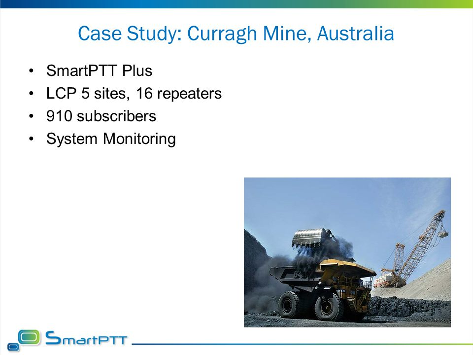 Case Study: Curragh Mine, Australia