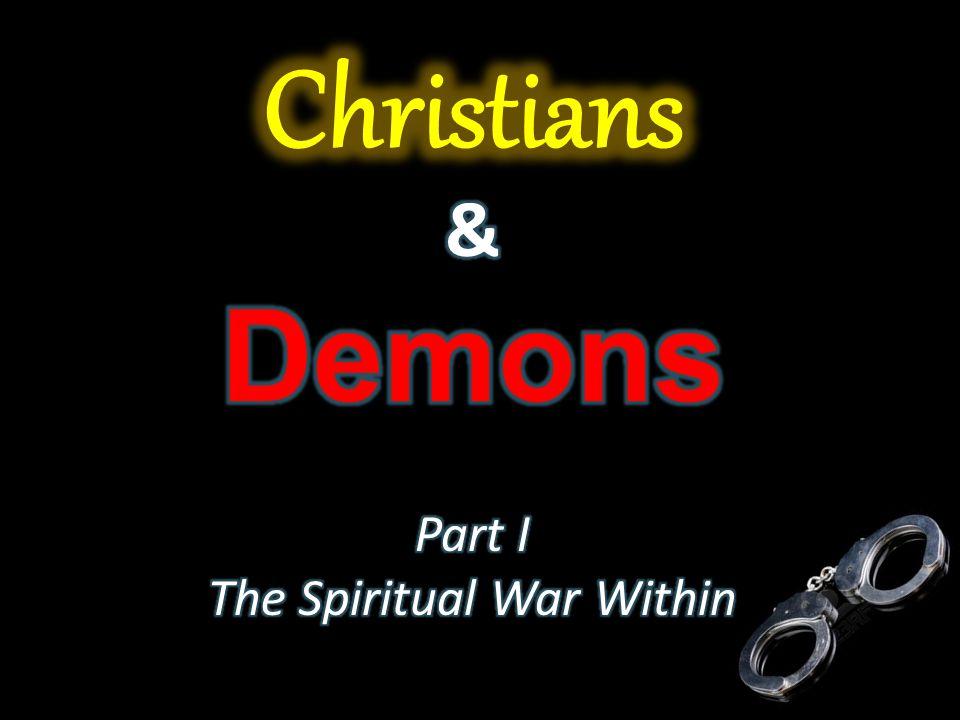 The Spiritual War Within