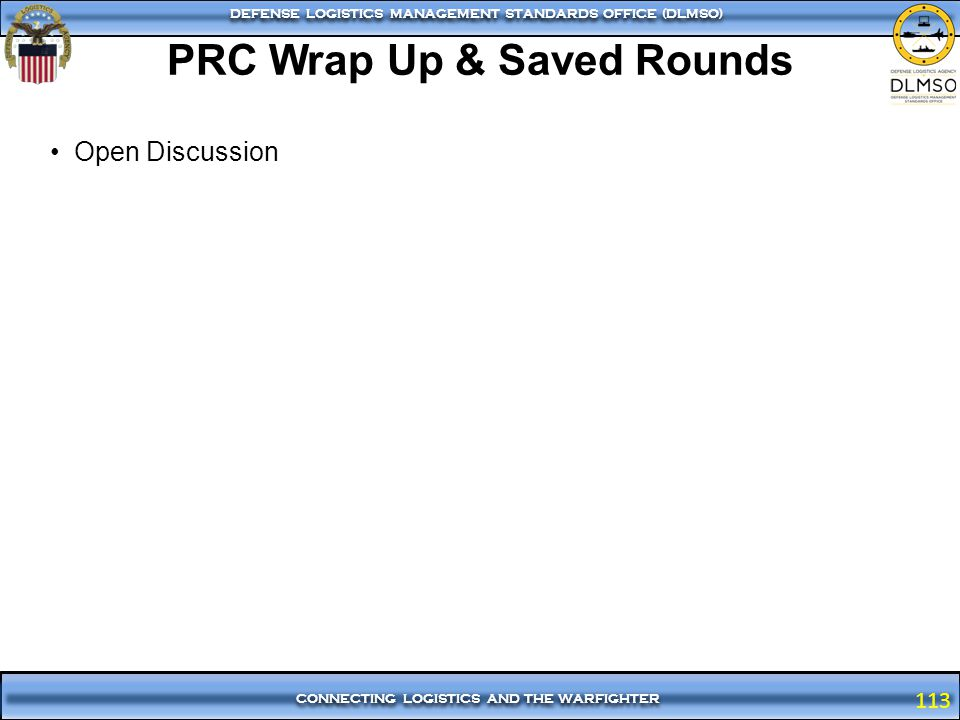 PRC Wrap Up & Saved Rounds