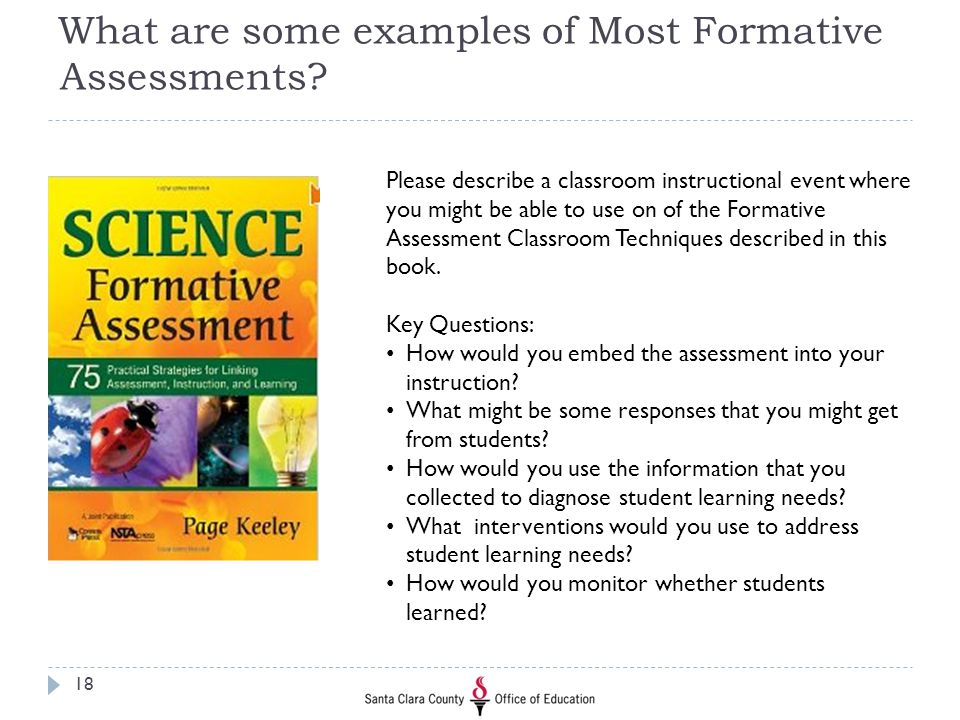 Most Formative Assessment Webinar  Ppt Download