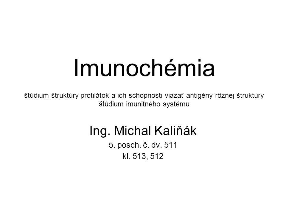 Ing. Michal Kaliňák 5. posch. č. dv. 511 kl. 513, 512