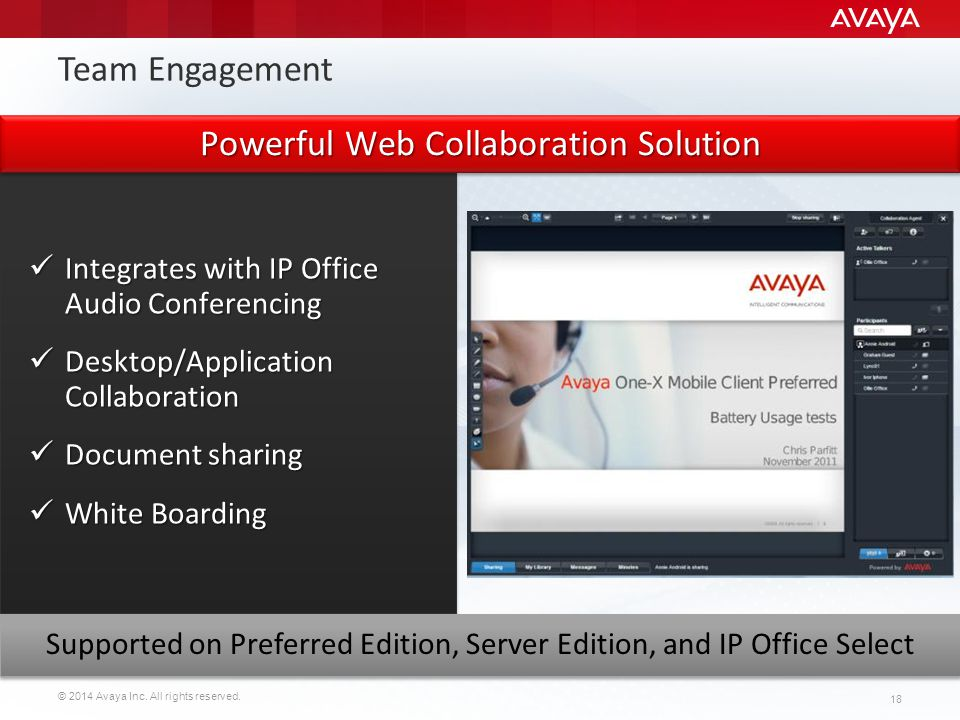 Powerful Web Collaboration Solution