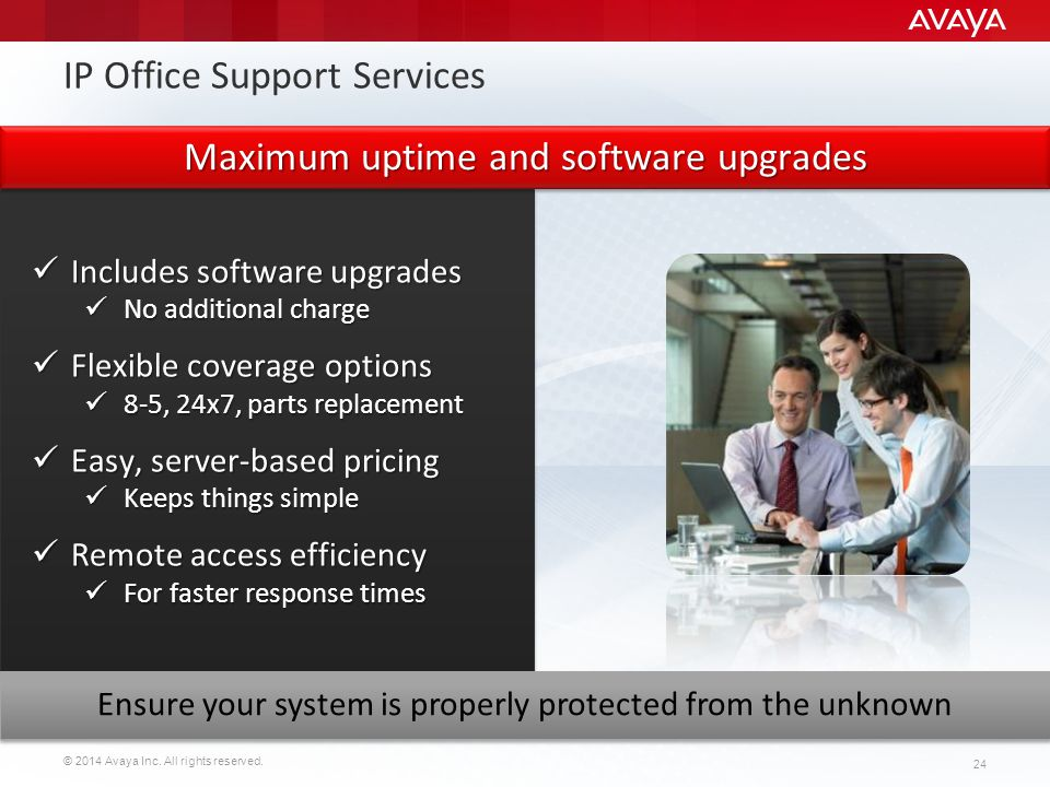IP Office Support Services