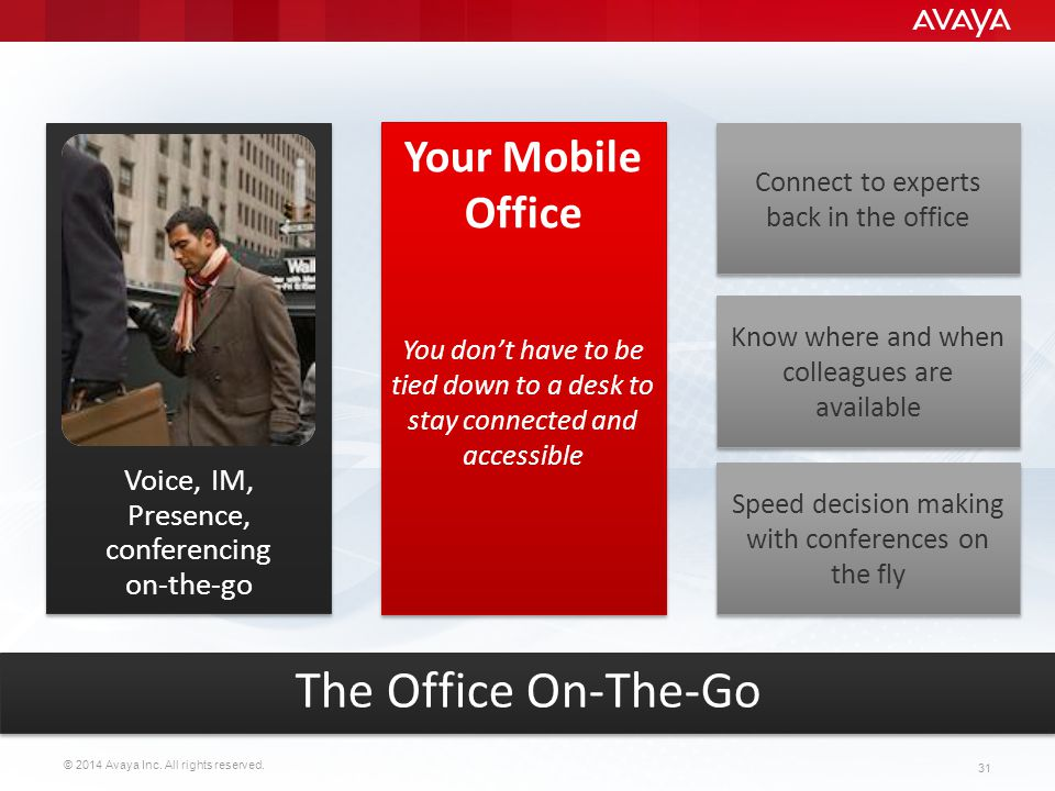 The Office On-The-Go Your Mobile Office