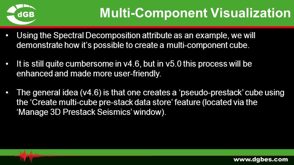 Multi-Component Visualization