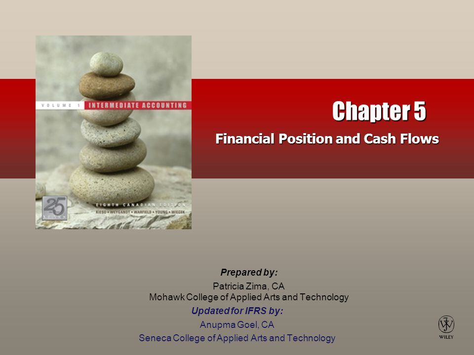 Chapter 5 Financial Position and Cash Flows