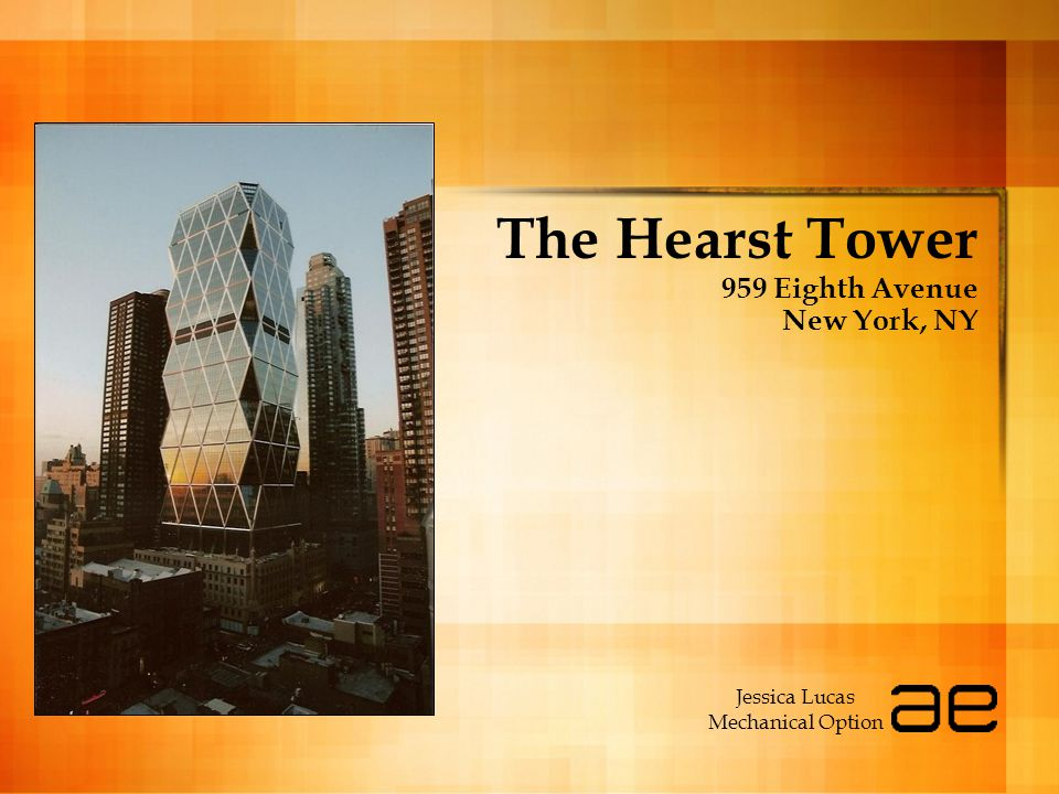 The Hearst Tower 959 Eighth Avenue New York, NY