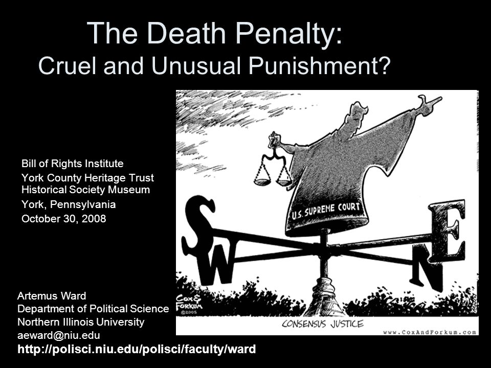 death penalty cruel and unusual punishment essay Is the death penalty cruel and unusual punishment essay written by anonymous in order to determine whether the death penalty is to be considered cruel and unusual.
