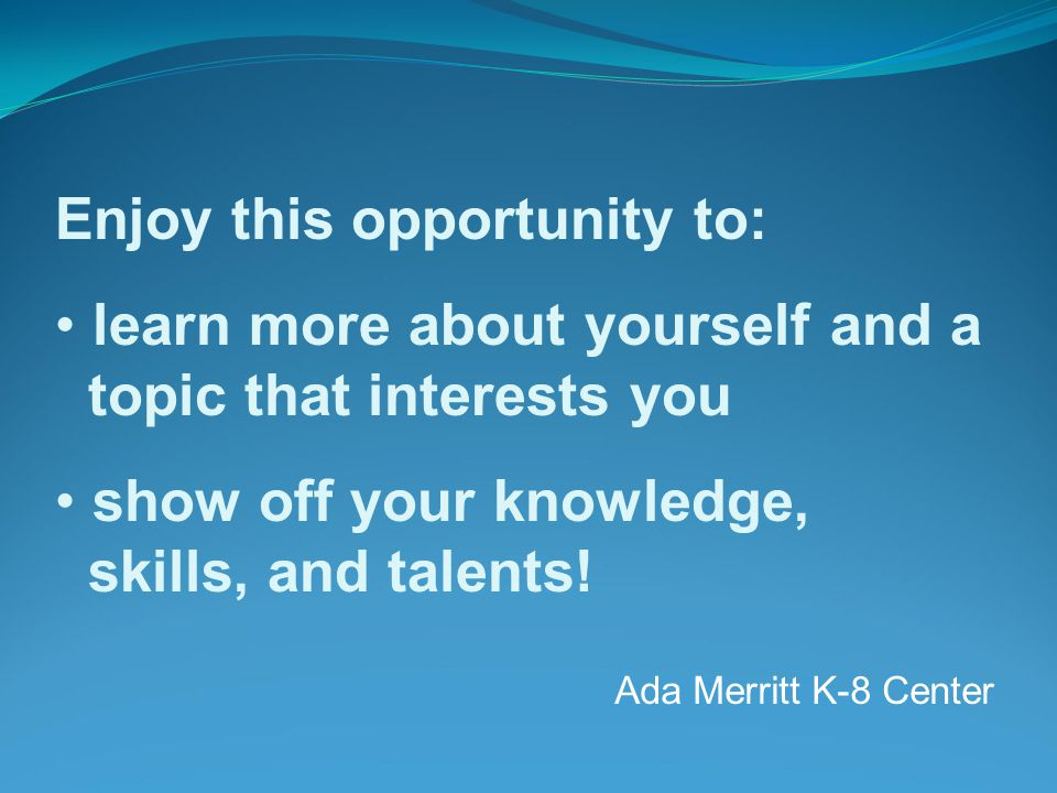 Enjoy this opportunity to: