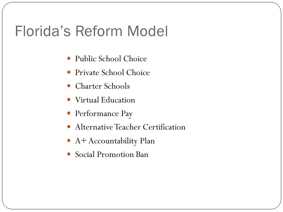 Florida's Reform Model