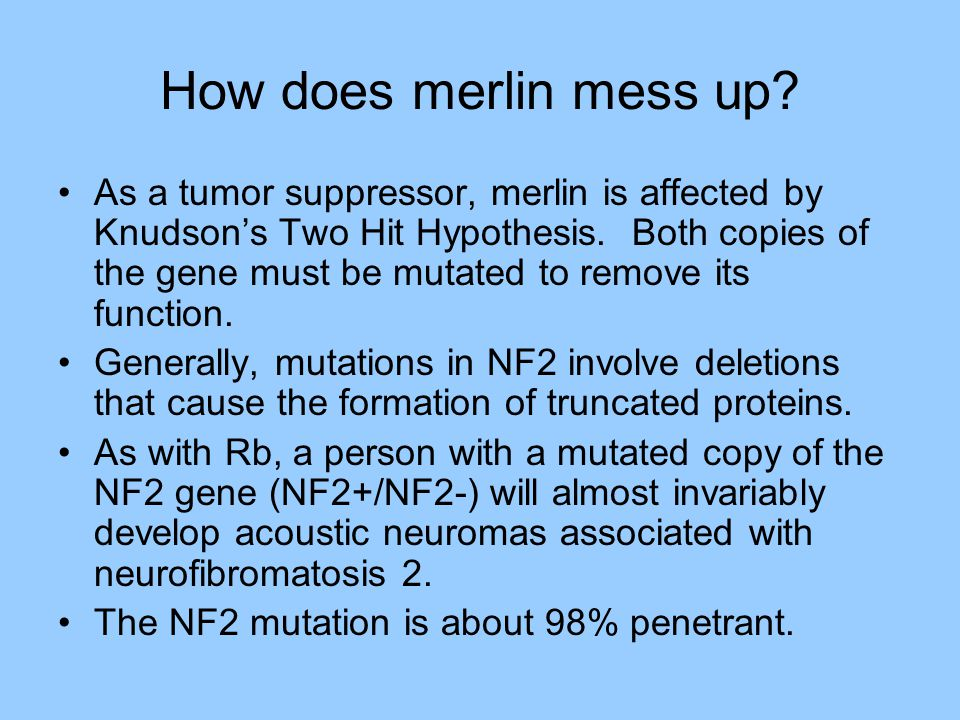 How does merlin mess up