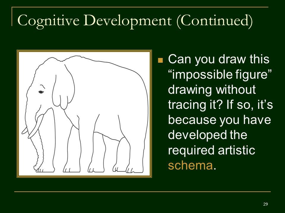 Cognitive Development (Continued)