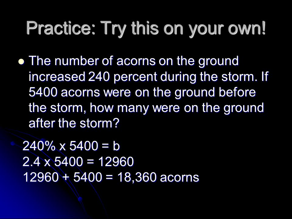 Practice: Try this on your own!