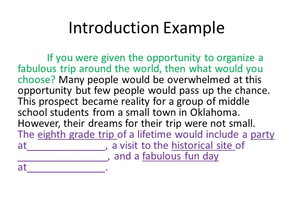travel essay ppt download