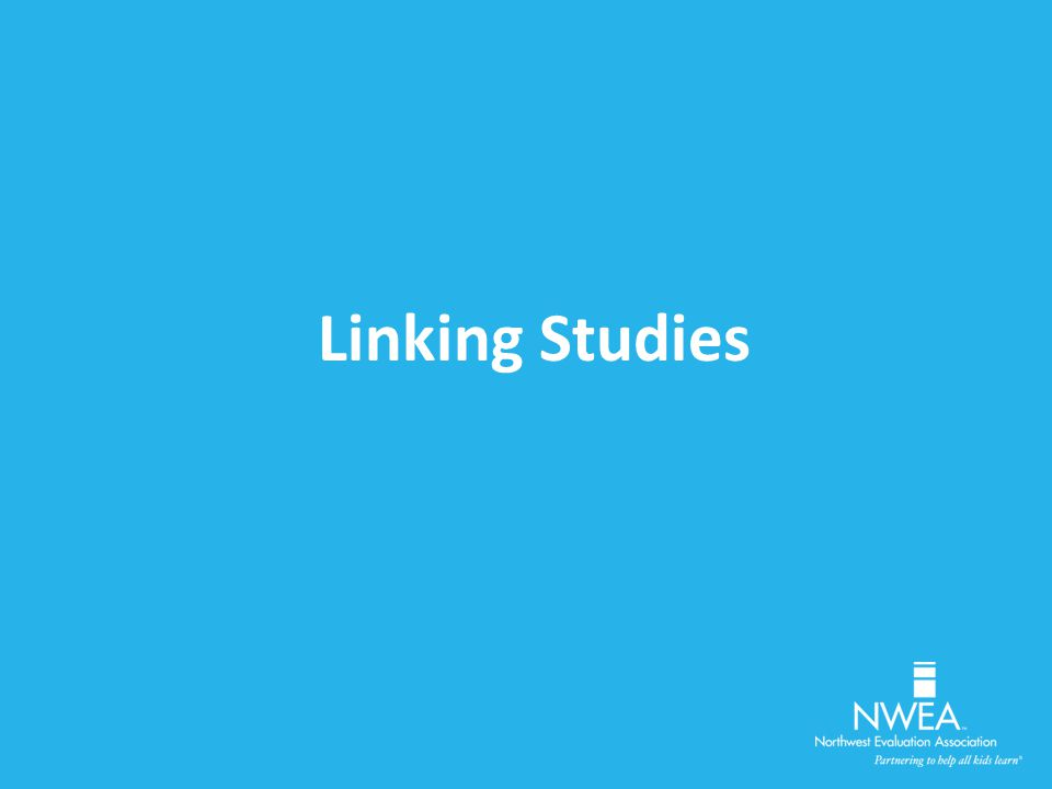 Linking Studies