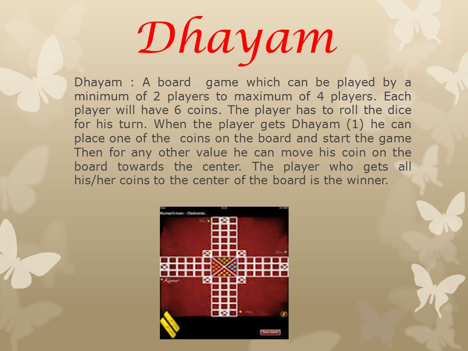 Dhayam