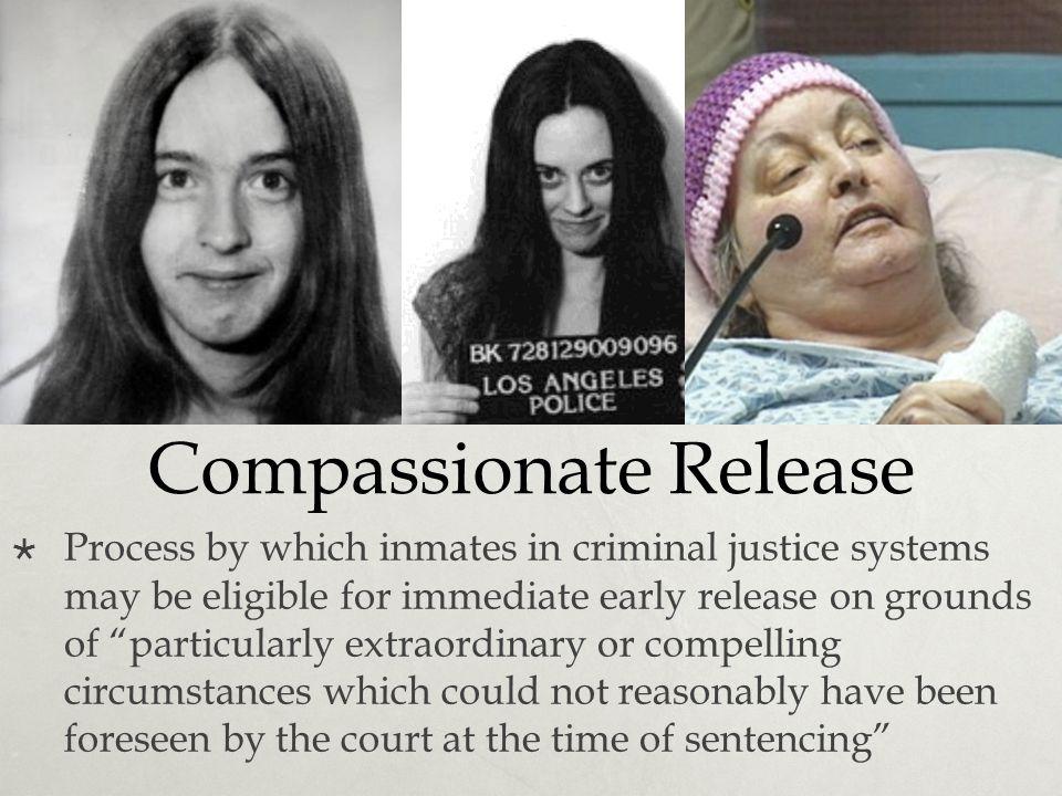 Compassionate Release