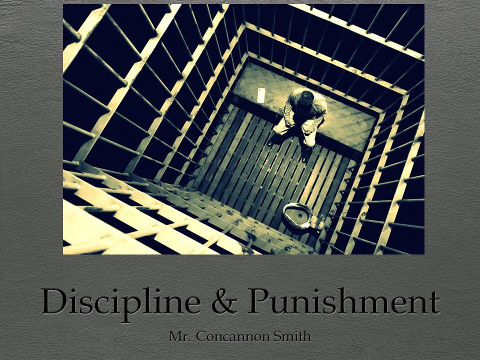 Discipline & Punishment
