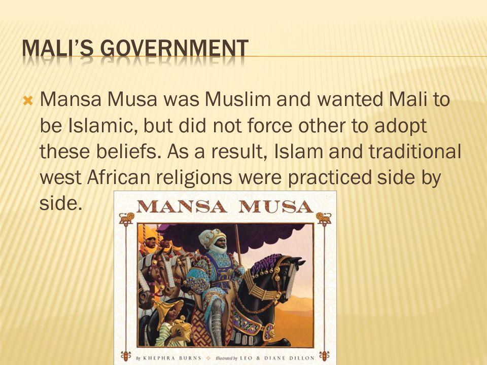 Mali's Government