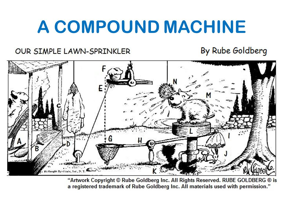A COMPOUND MACHINE