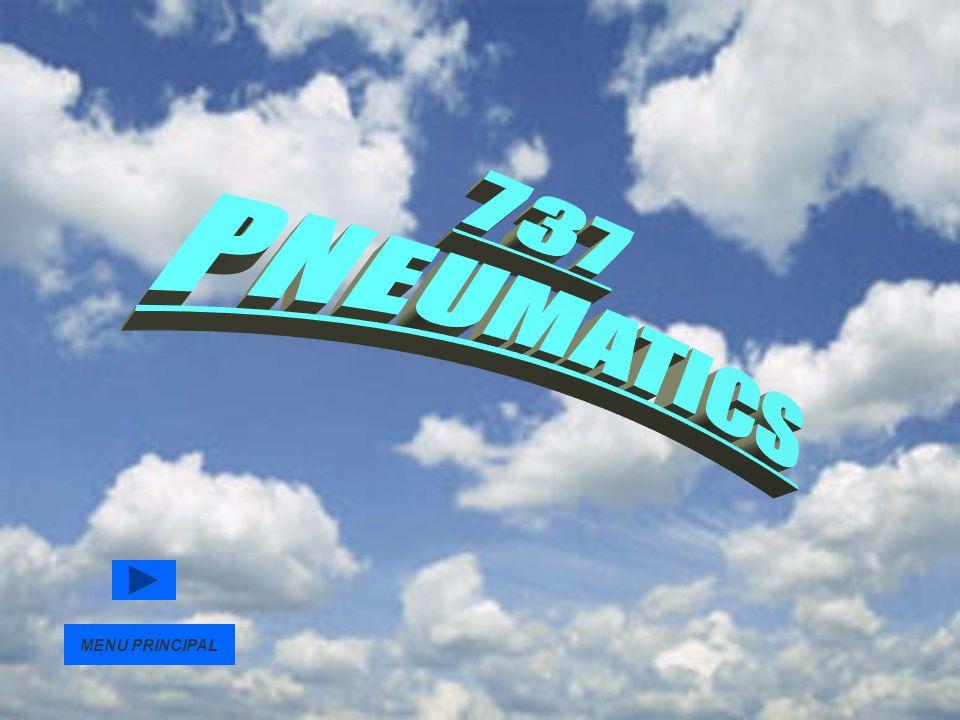 737 PNEUMATICS MENU PRINCIPAL
