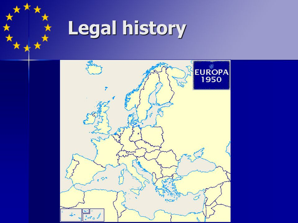 Legal history