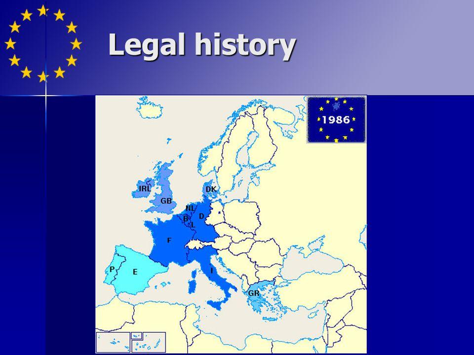 Legal history