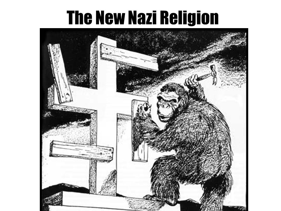 The New Nazi Religion