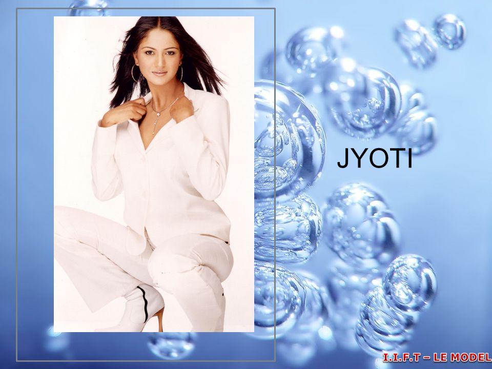 JYOTI I.I.F.T – LE MODELLE