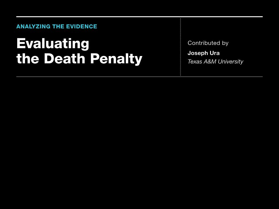 Statistical analysis of the relationship between the availability of the death penalty as a punishment and murder rates produces mixed evidence of the deterrent effect of the death penalty. In general, analysis of national crime data indicates that there is a negative relationship between the use of the death penalty and the murder rate over the last half-century. That is, as the number of executions goes up or down, the rate of murders nationwide moves in the opposite direction. In contrast, analysis that compares murder rates in states with the death penalty to states without it often finds that states that continue to utilize the death penalty have crime rates that are comparable to states that do not utilize the death penalty.