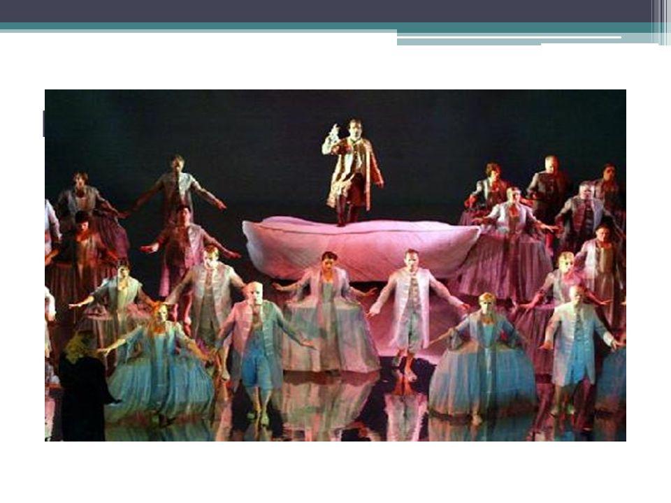 Baroque Opera: Semele