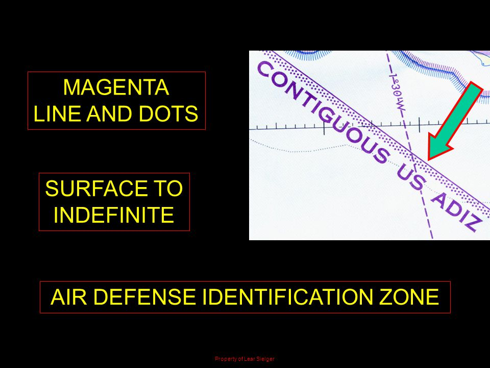 AIR DEFENSE IDENTIFICATION ZONE