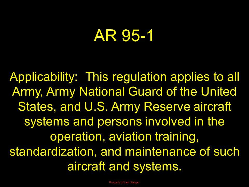 AR 95-1
