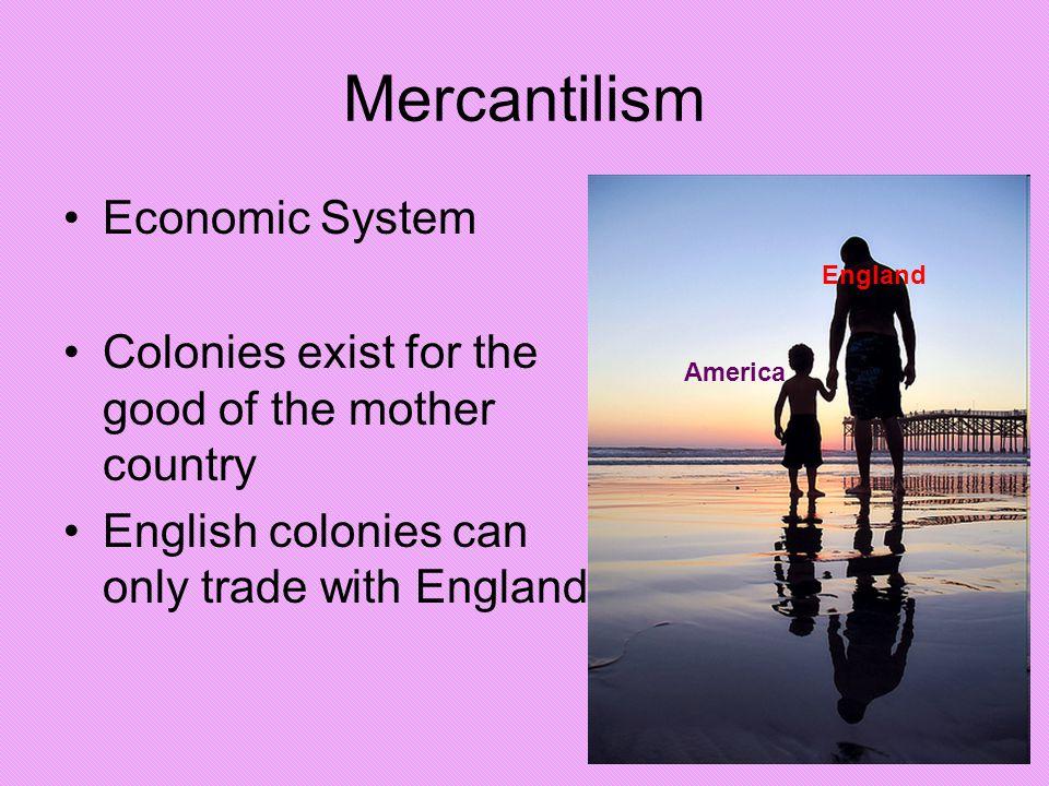 Mercantilism Economic System