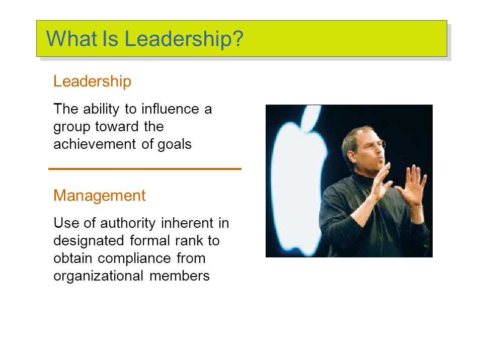 Trait Theories Traits Theories of Leadership Leadership Traits