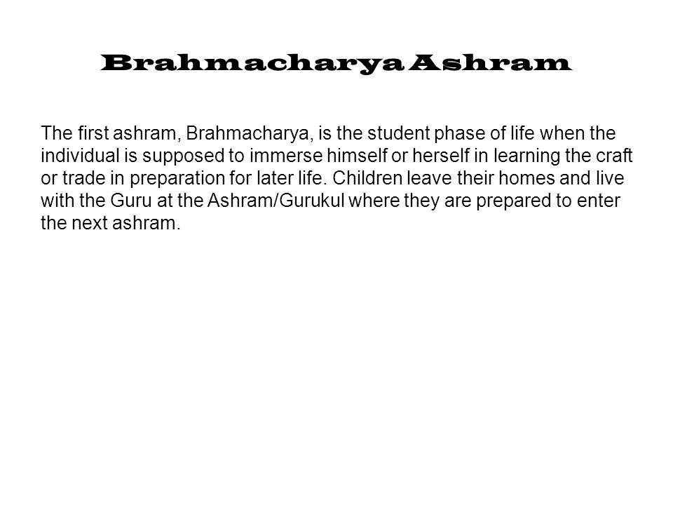 Brahmacharya Ashram