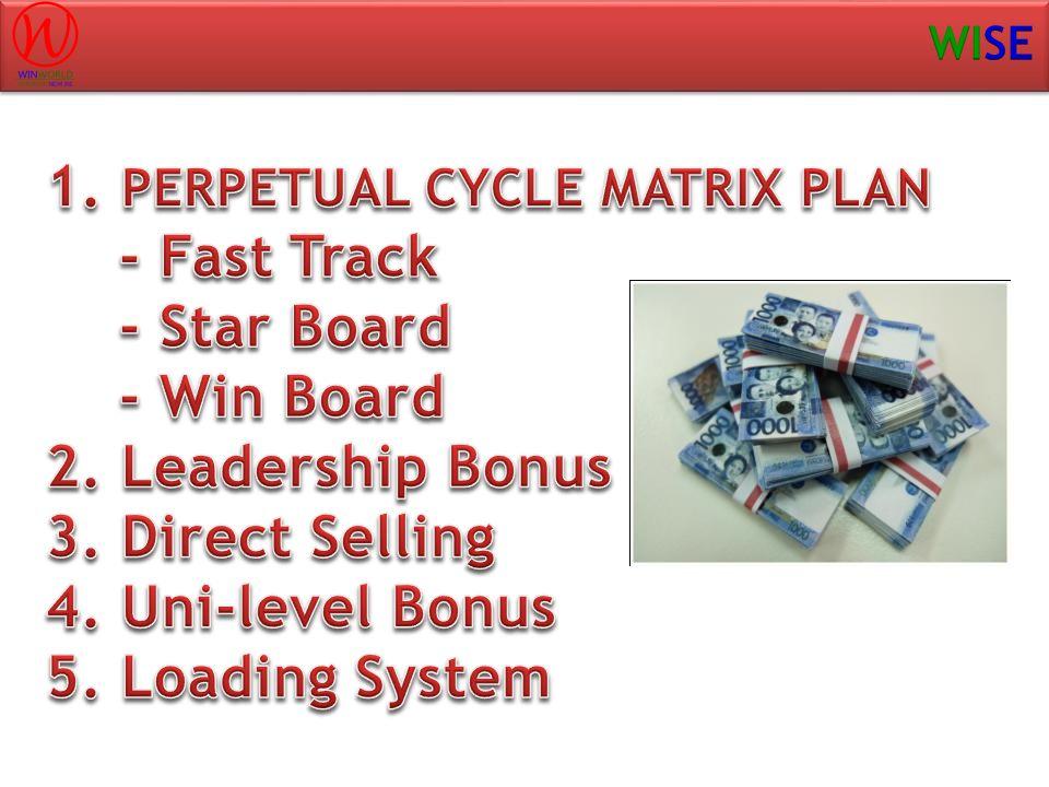1. PERPETUAL CYCLE MATRIX PLAN