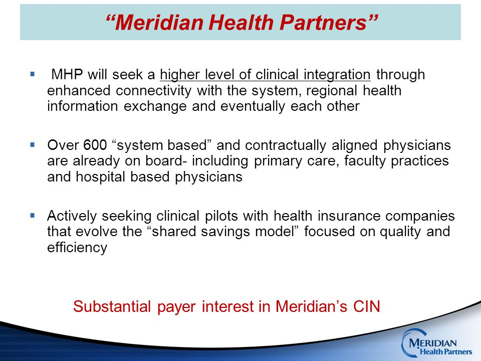 Meridian Health Partners