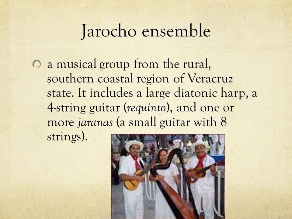 Jarocho ensemble