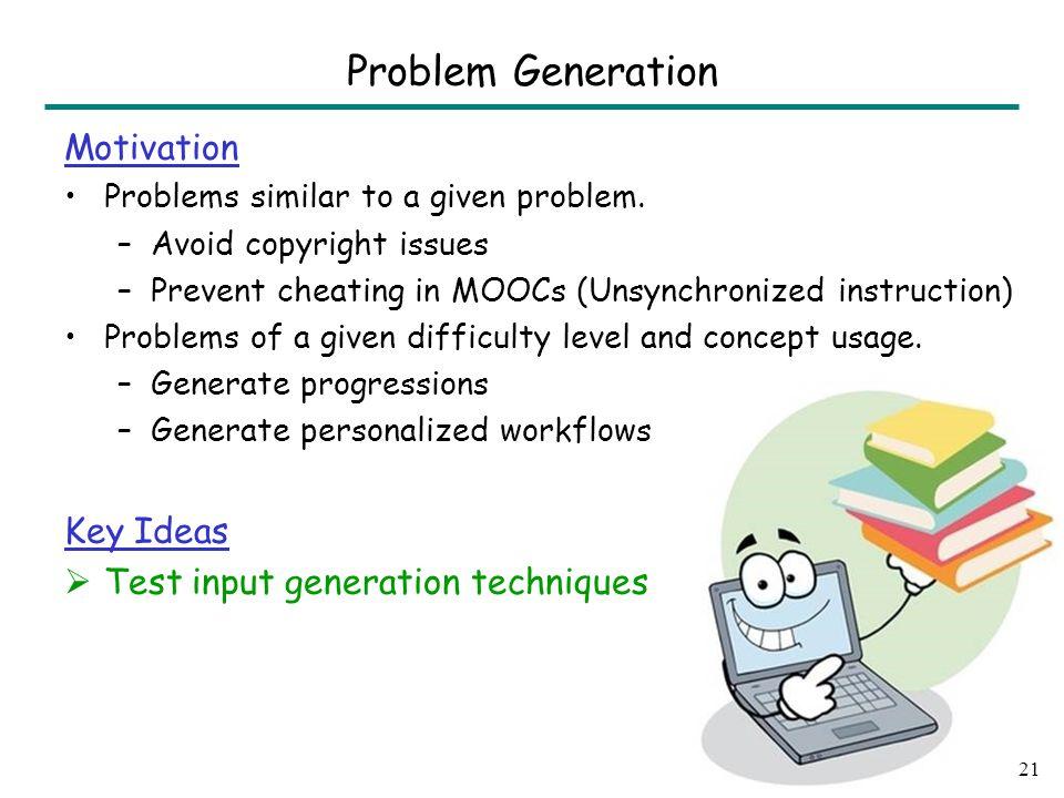 Problem Generation: Addition Procedure