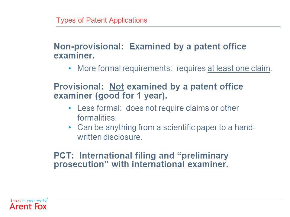 non provisional patent application pdf