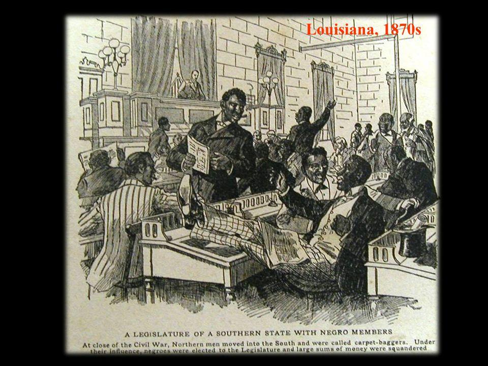 Louisiana, 1870s